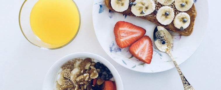 Composer son petit déjeuner équilibré, comment faire ?