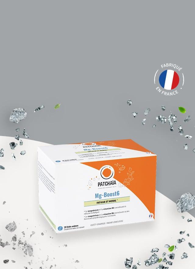 Compléments alimentaires, bio et naturels, fabriqués en France